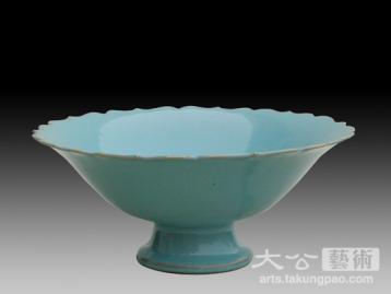韩琴汝瓷茶具的烧造|汝窑传承茶饮文化