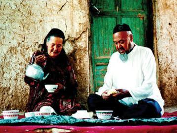维吾尔族的香茶|维吾尔族茶俗