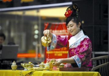 一座茶馆的文化况味|惠州紫苑茶馆