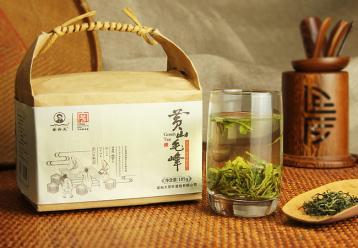 黄山毛峰|安徽十大名茶
