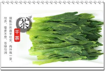 安徽名茶:太平猴魁