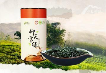 固始仰天雪绿·绿茶|河南名茶