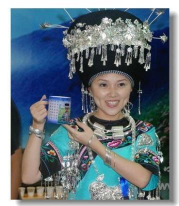 江西名茶:麻姑茶