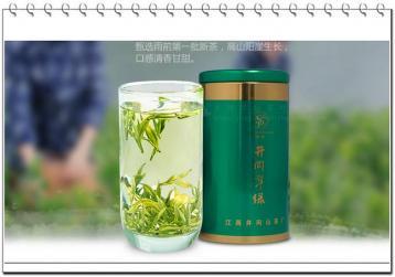 江西名茶:井冈翠绿茶