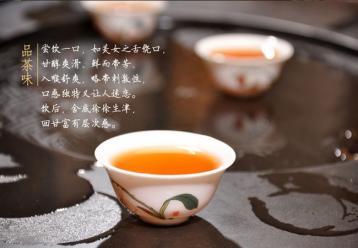 日月潭红茶|台湾十大名茶