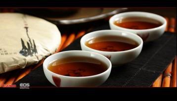 收藏普洱紧压茶优于散茶