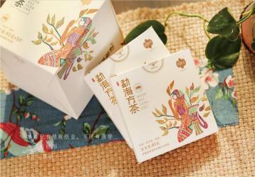 百茶鉴赏:普洱方茶(紧压茶)