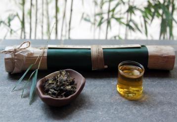 竹筒普洱茶制作方法|普洱竹筒茶