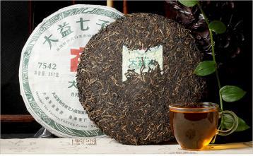 普洱茶七子饼内飞与质量鉴别