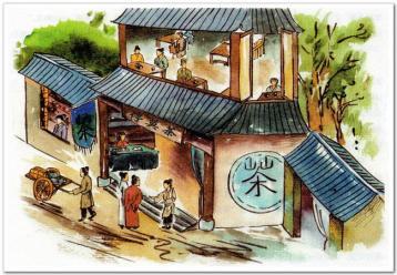 云南普洱茶七子饼茶怎么保存?