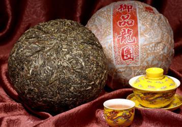 金瓜贡茶历史