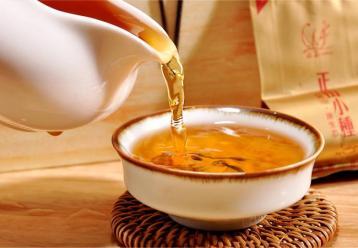 正山小种红茶的香气与化学品质特征|红茶生化