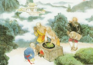 唐代贡茶 中国茶史