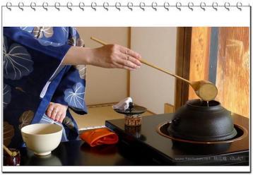 """日本茶道之""""清"""" 日本茶文化"""