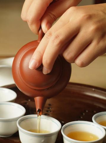 茶道的人文春秋|中国茶道
