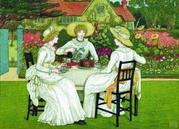 闻香识茶英式茶文化|英国茶文化