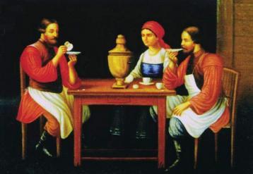 中俄茶文化差异比较谈|俄罗斯茶文化