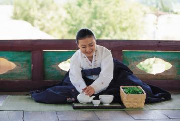 详解韩国传统茶文化|韩国茶文化