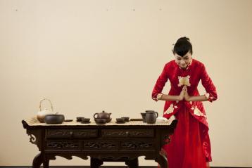 茶道中的鞠躬礼|茶道礼仪