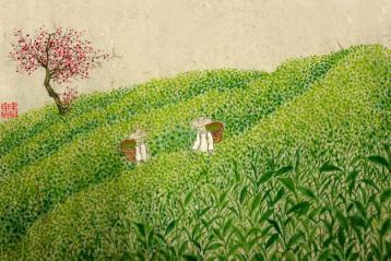 郭沫若的诗为茶传名|郭沫若茶诗