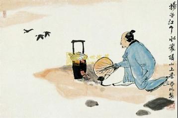 皎然写诗倡饮茶|名人茶话