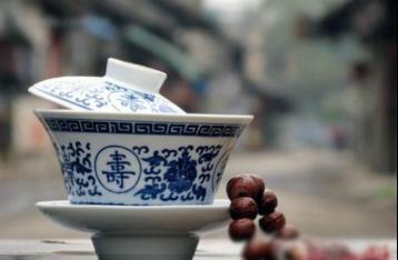 品茶感悟:拿起和放下|禅茶人生