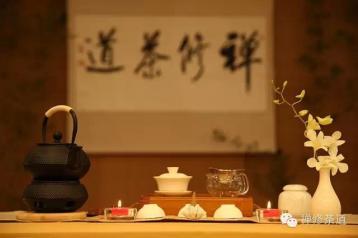 明海法师:禅堂中的茶道|禅茶一味