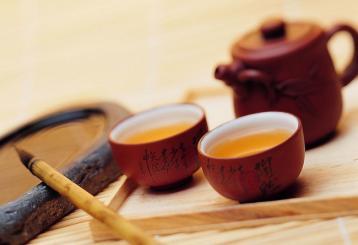 浅议茶与茶具文化