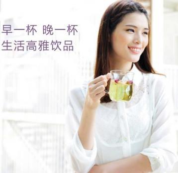 白领的上选饮品:玫瑰花茶|花茶百科