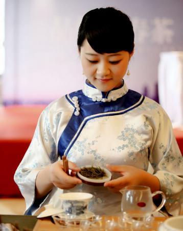 西湖龙井泡法教学视频|学泡茶