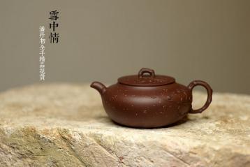 紫砂壶的捂灰工艺、铺砂工艺