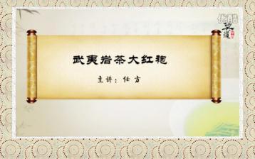武夷岩茶大红袍知识视频