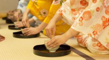 日本抹茶茶道表演|日本茶道