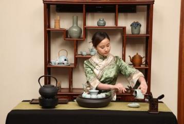 茶道表演与茶艺歌舞