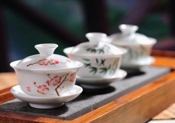 茶具神器-盖碗