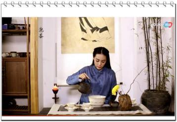 《老白茶》茶道|茶事艺术
