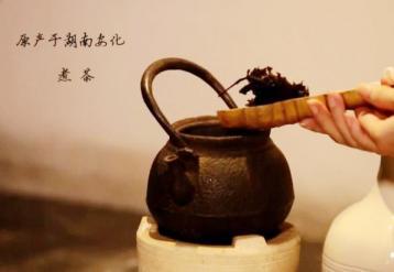 《安化黑茶》茶道|婉清茶艺