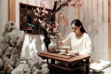 婉清茶事|传统茶道艺术