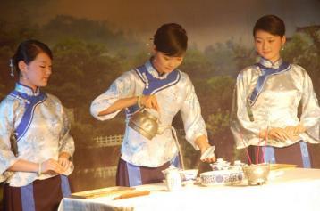 茶艺师资格考试报名条件|国家资格1-5级