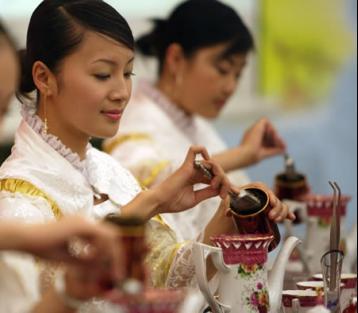 茶艺师中级理论知识试卷2|茶艺师试卷