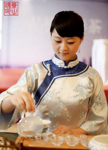 茉莉花茶的冲泡方法|茶艺培训