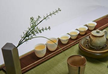 有用的茶席才是好茶席 范增平