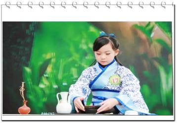 少儿茶艺图片|中国茶艺图片