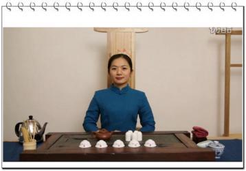 铁观音茶艺表演视频|茶艺师李颖