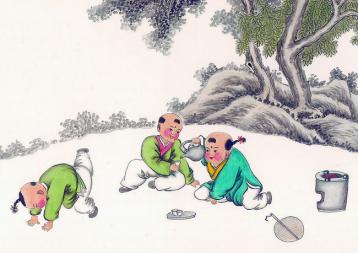 古人常用茶疗养生方|传统药茶方
