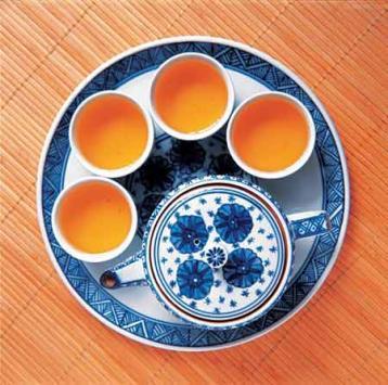 乌龙茶保存所具备的4个条件