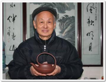 紫砂壶大师:葛岳纯厚重的艺术人生