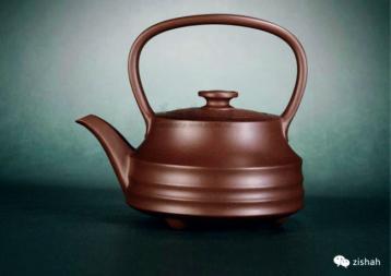 周桂珍:三线提梁壶鉴赏|紫砂壶收藏
