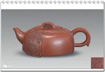 徐汉棠制脸谱壶图片|紫砂壶图片