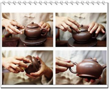 圆器紫砂壶传统成型技艺|紫砂壶制作视频